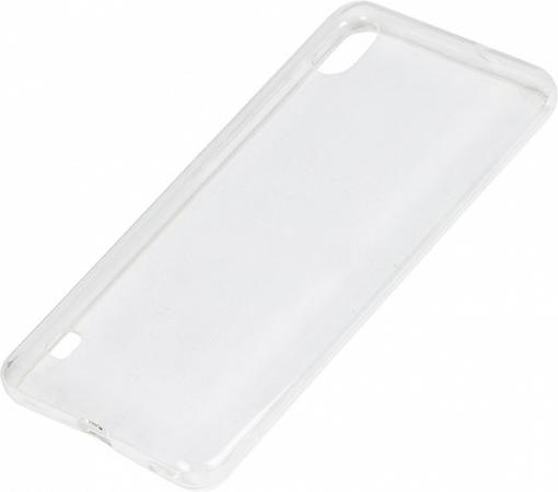 Чехол (клип-кейс) ZTE для ZTE Blade A5 A5 белый (прозрачный) (ZTE-6902176036675)
