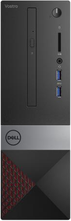 ПК Dell Vostro 3470 SFF i3 9100 (3.6)/4Gb/1Tb 7.2k/UHDG 630/DVDRW/CR/Windows 10 Professional 64/GbitEth/WiFi/BT/клавиатура/мышь/черный цена и фото