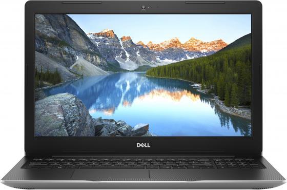 Ноутбук Dell Inspiron 3582 Pentium Silver N5000/4Gb/1Tb/DVD-RW/Intel UHD Graphics 605/15.6/HD (1366x768)/Linux/silver/WiFi/BT/Cam ноутбук dell inspiron 3582 3582 3351 intel pentium n5000 1 1 ghz 4096mb 1000gb dvd rw intel hd graphics wi fi cam 15 6 1366x768 linux