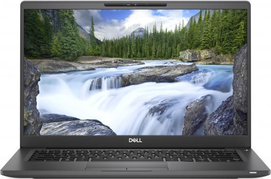 Ноутбук Dell Latitude 7400 Core i5 8365U/8Gb/SSD512Gb/Intel UHD Graphics 620/14/WVA/FHD (1920x1080)/Windows 10 Professional/black/WiFi/BT/Cam