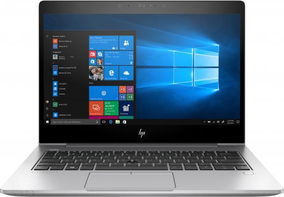 """все цены на HP EliteBook 830 G5 [6XD04EA] Silver 13.3"""" {FHD i7-8550U/8Gb/256Gb SSD/DOS} онлайн"""