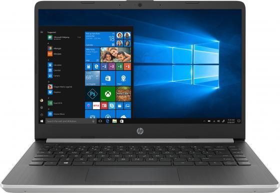 """HP 14s-dq0007ur [7DY75EA] Silver 14"""" {FHD i7-8565U/8Gb/512Gb SSD/W10} цена и фото"""