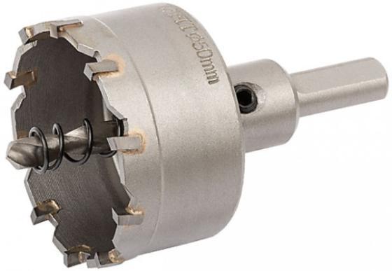FIT IT Коронка кольцевая с карбидными вставками Профи (для отверстий в нержавеющей стали) 25 мм [36825] коронка кольцевая fit 50мм карбидная профи 36850