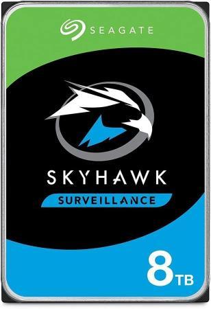 "все цены на Жесткий диск Seagate Original SATA-III 8Tb ST8000VX004 Skyhawk (7200rpm) 256Mb 3.5"" онлайн"