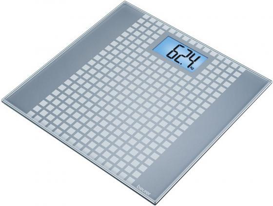 Весы напольные Beurer GS206 серебристый