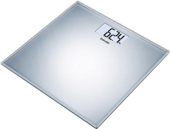 Весы напольные Beurer GS202 серебристый