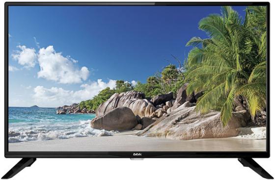 цена на Телевизор LED 32 BBK 32LEX-7145/TS2C черный 1366x768 50 Гц Wi-Fi Smart TV VGA RJ-45