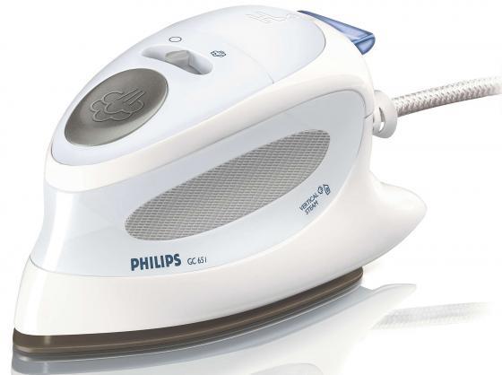 цены Утюг Philips GC 651/02 800Вт дорожный белый