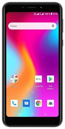 Смартфон Texet ТМ-5583 Pay 5.5 3G черный 5.5 8 Гб NFC Wi-Fi GPS 3G Bluetooth