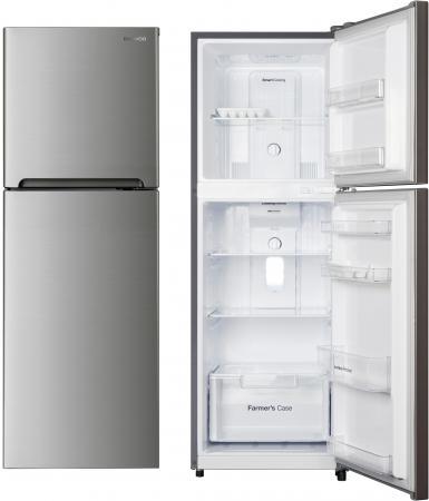 лучшая цена Холодильник DAEWOO FR-241 серебристый