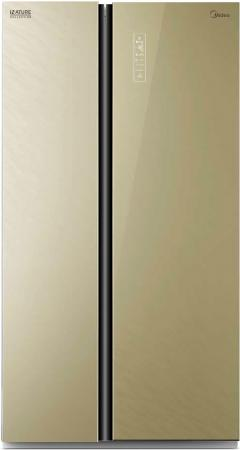 цена на Midea MRS518SNGBE Холодильник
