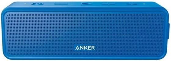 ANKER SoundCore 2 WM B2B - Europe (excluded UK plug) Портативная акустика, Blue цены