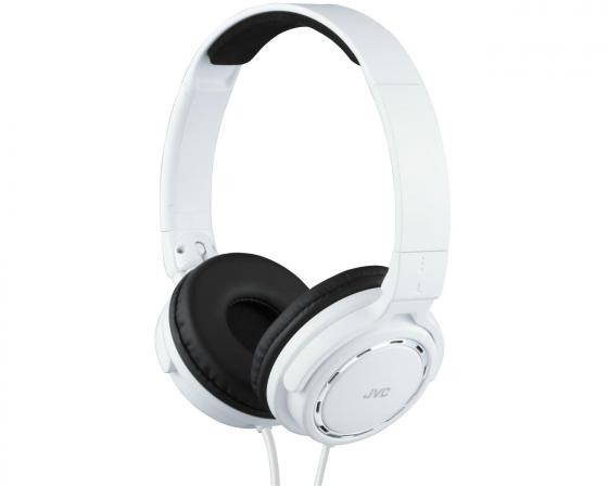 JVC HA-S520-W-E Наушники (накладные), белый jvc ha enr15 w white наушники