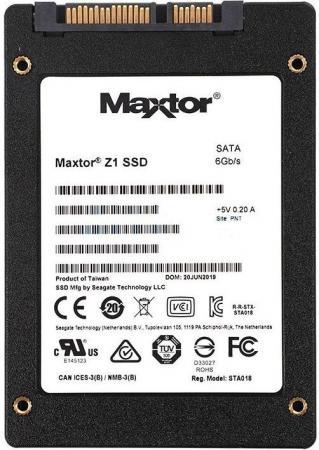 Накопитель SSD Seagate Original SATA III 240Gb YA240VC1A001 Maxtor 2.5 цена