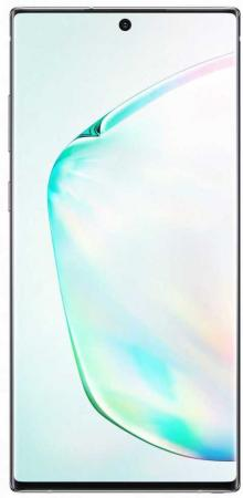 Смартфон Samsung Galaxy Note 10+ аура 6.8 256 Гб NFC LTE Wi-Fi GPS 3G Bluetooth SM-N975FZSDSER смартфон samsung galaxy note 9 512 гб медный sm n960fznhser
