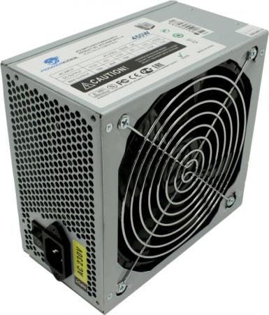 Блок питания ATX 450 Вт PowerCool ATX-450W-APFC-14 корпус atx powercool s8813bk 500 вт чёрный