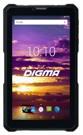"Планшет Digma Plane 7565N 3G Kids theme 2 (animals/balloons) 7"" 16Gb Blue Wi-Fi Bluetooth Android PS7180PG"