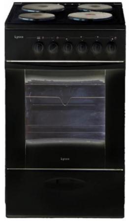 Плита Электрическая Лысьва ЭП 4/1э03 МС черный эмаль (без крышки) электрическая плита лысьва эп 4 1э04 мс черный