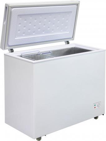 Морозильный ларь Бирюса Б-240KX белый 100Вт