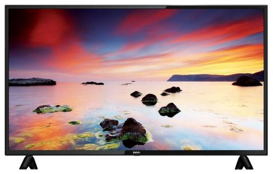 Телевизор LED 50 BBK 50LEX-7143/FTS2C черный 1920x1080 50 Гц Wi-Fi Smart TV RJ-45