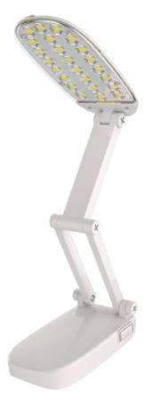 Ultraflash UF-703 С01 белый (Свет наст аккум, 24LED) цена