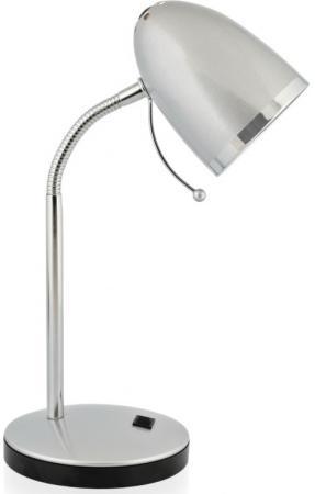 Camelion KD-308 C03 серебро (Светильник настольный,230V 40W E27) цена