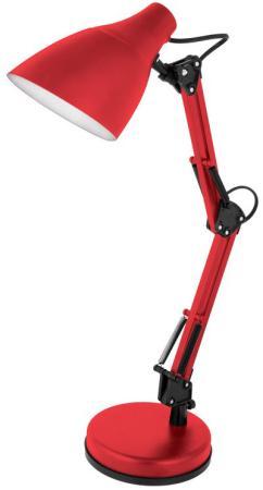 Camelion KD-331 C04 красный (Светильник настольный, 230V, 40W, E27)