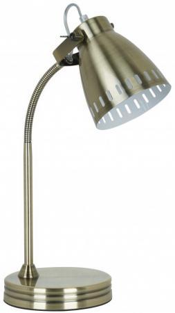 Camelion KD-428 С59 старинная медь (Светильник настольный New York, 1х E27, 40Вт, 230В, металл)