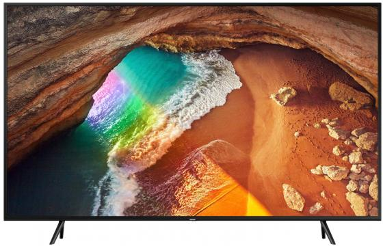 Купить Телевизор 75 Samsung QE75Q60RAUXRU черный 3840x2160 Wi-Fi Smart TV RJ-45 WiDi Bluetooth