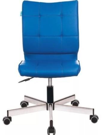 Кресло Бюрократ CH-330M/VELV86 голубой кресло бюрократ ch 330m velv86 голубой