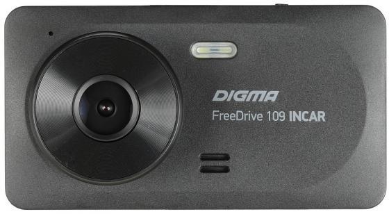 Видеорегистратор Digma FreeDrive 109 INCAR черный 1Mpix 1080x1920 1080p 150гр. JL5601
