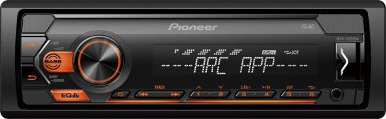 Автомагнитола Pioneer MVH-S120UBA 1DIN 4x50Вт