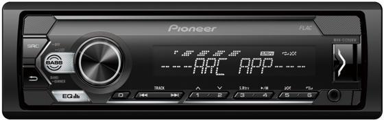 Автомагнитола Pioneer MVH-S120UBW 1DIN 4x50Вт