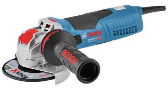 УШМ (болгарка) BOSCH GWX 17-125 S (06017C4002) X-lock ушм набор dewalt ушм болгарка dwe4151ks набор отверток dwht0 62057
