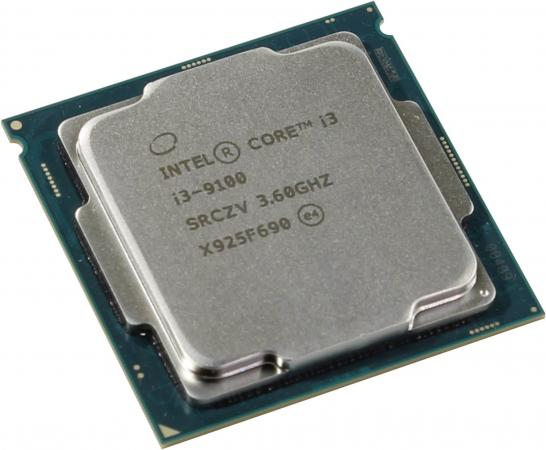 цена на Процессор Intel Core i3-9100 3.6GHz 6Mb Socket 1151 v2 OEM