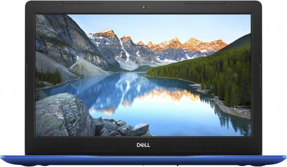 Ноутбук Dell Inspiron 3582 Pentium Silver N5000/4Gb/1Tb/DVD-RW/Intel UHD Graphics 605/15.6/HD (1366x768)/Linux/blue/WiFi/BT/Cam ноутбук dell inspiron 3582 3582 3351 intel pentium n5000 1 1 ghz 4096mb 1000gb dvd rw intel hd graphics wi fi cam 15 6 1366x768 linux