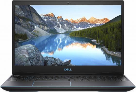 Ноутбук Dell G3 3590 Core i7 9750H/16Gb/1Tb/SSD256Gb/nVidia GeForce GTX 1650 4Gb/15.6/IPS/FHD (1920x1080)/Windows 10/black/WiFi/BT/Cam