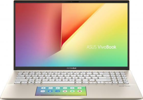 Ноутбук ASUS VivoBook S15 S532FL-BQ042T 15.6 1920x1080 Intel Core i5-8265U 256 Gb 8Gb nVidia GeForce MX250 2048 Мб зелёный Windows 10 Home 90NB0MJ1-M00710 15 6 ноутбук asus vivobook s15 s530fn 90nb0k41 m02530 зеленый