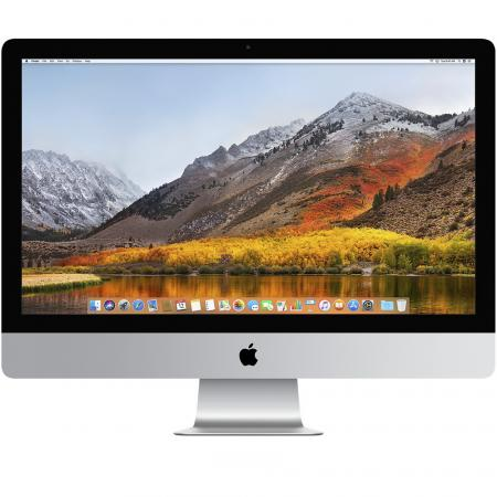 "купить Моноблок 27"" Apple iMac 5120 x 2880 Intel Core i5-9600K 8Gb 512 Gb AMD Radeon Pro Vega 48 8192 Мб macOS серебристый Z0VT007U0 по цене 226610 рублей"