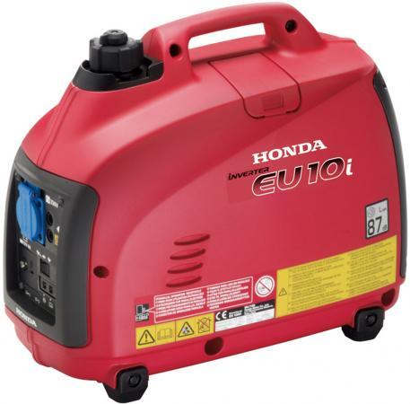 Генератор HONDA EU10iT1RG бензиновый инверторный