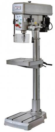 Станок сверлильный JET IDTP-22 (50000990T) вертикальный резьбонарезной станок 32мм 400в