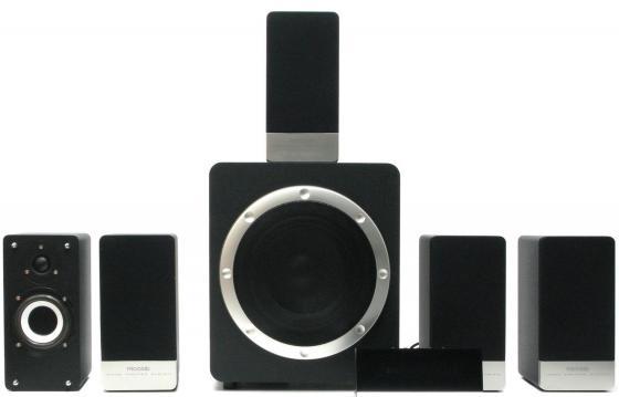 Колонки Microlab H510 110+5х32 Вт пульт ДУ черный колонки microlab fc530 wooden