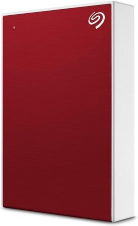 Внешний жесткий диск 4TB SEAGATE Backup Plus Portable USB3.0 RED STHP4000403