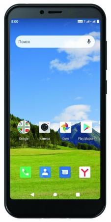 """Смартфон Philips S561 (Black) 2Sim/ 5.45"""" 1440 x 720, 3/32Гб 13+2/5Мп/4G/Android 9.0/4000 мАч стоимость"""