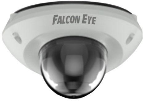 Falcon Eye FE-IPC-D2-10pm Купольная, универсальная IP видеокамера 1080P со встроенным микрофоном и функцией «День/Ночь»; 1/2.9 SONY EXMOR IMX323 сенсор; Н.264/H.265/H.265+; Разрешение 1920х1080*25/30к