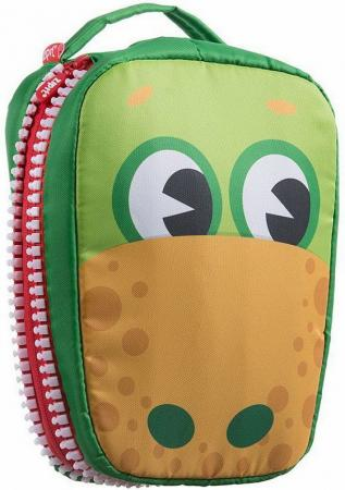 Сумка для обеда ZIPIT Creature Lunch Bag, зеленый, разм. 27х20х10 см