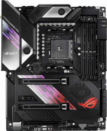 Материнская плата ASUS ROG CROSSHAIR VIII FORMULA Socket AM4 AMD X570 4xDDR4 3xPCI-E 16x 1xPCI-E 1x 8 ATX Retail 90MB10Z0-M0EAY0 все цены