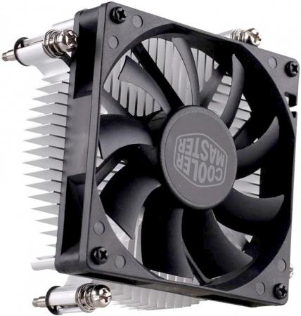 цена на Cooler Master CPU Cooler H116, Intel 115*, W, AlCu, 3pin, low profile