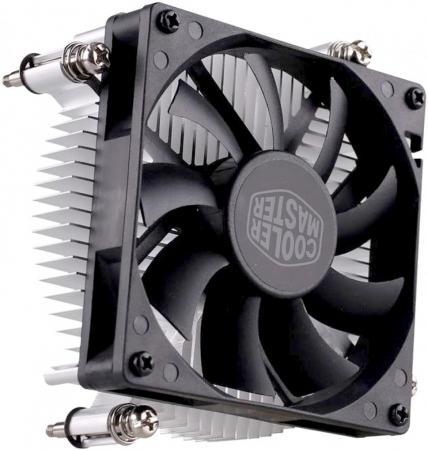 Cooler Master CPU H116, Intel 115*, W, AlCu, 3pin, low profile