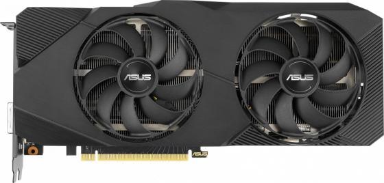 Видеокарта ASUS nVidia GeForce RTX 2060 SUPER Dual EVO Advanced Edition PCI-E 8192Mb GDDR6 256 Bit Retail DUAL-RTX2060S-A8G-EVO